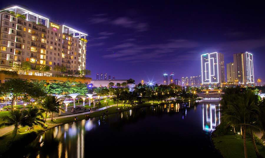 Khu đô thị Sala, khu đô thị được quy hoạch đồng bộ, là khu đô thị đáng sống nhất hiện nay